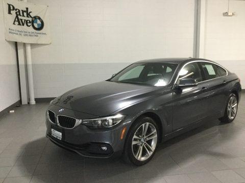 Mineral Grey Metallic 2018 BMW 4 Series 430i xDrive Gran Coupe