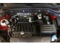 Volkswagen Atlas SE 4Motion Fortana Red Metallic photo #23