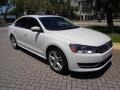 Volkswagen Passat TDI SE Candy White photo #13