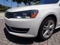 Volkswagen Passat TDI SE Candy White photo #34