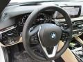 BMW 5 Series 540i xDrive Sedan Alpine White photo #15
