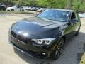 BMW 3 Series 330i xDrive Sedan Jet Black photo #8