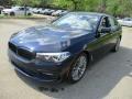 BMW 5 Series 540i xDrive Sedan Imperial Blue Metallic photo #7