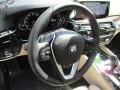 BMW 5 Series 540i xDrive Sedan Imperial Blue Metallic photo #14