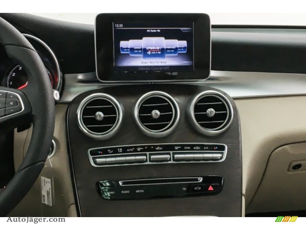 2018 GLC 300 - Lunar Blue Metallic / Silk Beige/Black photo #6