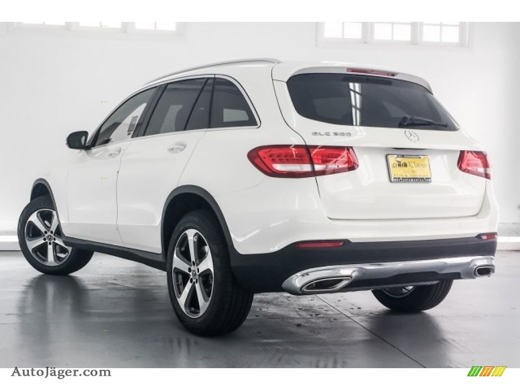 2018 GLC 300 - Polar White / Silk Beige/Black photo #3