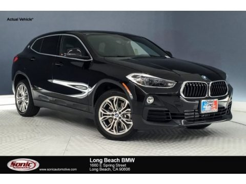 Jet Black 2018 BMW X2 xDrive28i