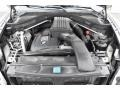 BMW X5 3.0si Titanium Silver Metallic photo #9