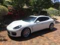 Porsche Panamera GTS White photo #6