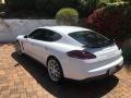 Porsche Panamera GTS White photo #7