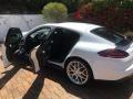 Porsche Panamera GTS White photo #8
