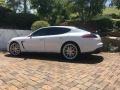 Porsche Panamera GTS White photo #12