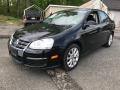 Volkswagen Jetta SE Sedan Black photo #10