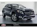 Mercedes-Benz GLA 250 Lunar Blue Metallic photo #1