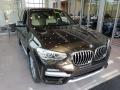 BMW X3 xDrive30i Dark Olive Metallic photo #1