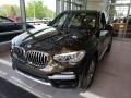 BMW X3 xDrive30i Dark Olive Metallic photo #3