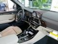 BMW X3 xDrive30i Dark Olive Metallic photo #6