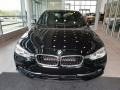 BMW 3 Series 330i xDrive Sedan Jet Black photo #4