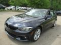 BMW 4 Series 440i xDrive Gran Coupe Carbon Black Metallic photo #7