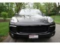 Porsche Cayenne  Black photo #2