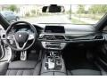 BMW 7 Series 740e iPerformance xDrive Sedan Mineral White Metallic photo #3