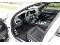 BMW 7 Series 740e iPerformance xDrive Sedan Mineral White Metallic photo #6