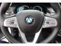 BMW 7 Series 740e iPerformance xDrive Sedan Mineral White Metallic photo #9