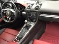 Porsche 718 Cayman  GT Silver Metallic photo #27