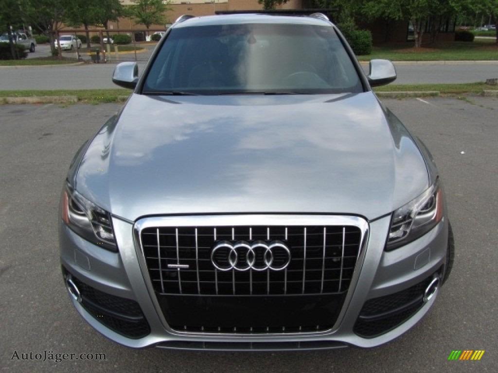 2011 Q5 3.2 quattro - Quartz Grey Metallic / Black photo #5