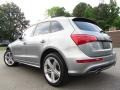 Audi Q5 3.2 quattro Quartz Grey Metallic photo #8
