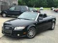 Audi A4 2.0T quattro Cabriolet Phantom Black Pearl Effect photo #3