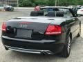 Audi A4 2.0T quattro Cabriolet Phantom Black Pearl Effect photo #9