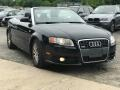 Audi A4 2.0T quattro Cabriolet Phantom Black Pearl Effect photo #12