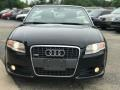 Audi A4 2.0T quattro Cabriolet Phantom Black Pearl Effect photo #13