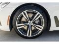 BMW 7 Series 750i Sedan Alpine White photo #9