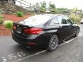 BMW 5 Series 540i xDrive Sedan Black Sapphire Metallic photo #3