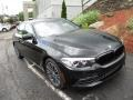 BMW 5 Series 540i xDrive Sedan Black Sapphire Metallic photo #9