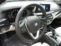 BMW 5 Series 540i xDrive Sedan Black Sapphire Metallic photo #14