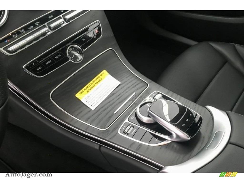 2018 C 300 Sedan - Black / Black photo #7