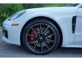 Porsche Panamera Turbo Carrara White Metallic photo #9