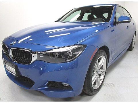 Mediterranean Blue Metallic 2018 BMW 3 Series 330i xDrive Gran Turismo