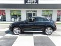 Audi Q5 2.0 TFSI Premium Plus quattro Brilliant Black photo #1