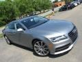 Audi A7 3.0T quattro Prestige Quartz Gray Metallic photo #3