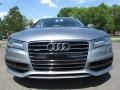 Audi A7 3.0T quattro Prestige Quartz Gray Metallic photo #4