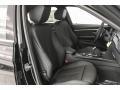 BMW 3 Series 330i Sedan Black Sapphire Metallic photo #2
