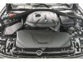 BMW 3 Series 330i Sedan Black Sapphire Metallic photo #8
