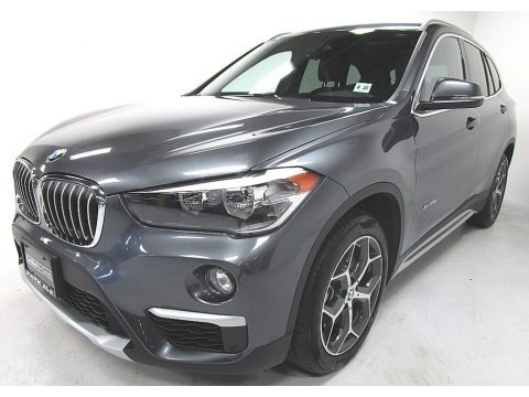 Mineral Grey Metallic 2018 BMW X1 xDrive28i