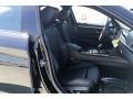 BMW 4 Series 440i Gran Coupe Black Sapphire Metallic photo #2