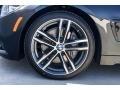 BMW 4 Series 440i Gran Coupe Black Sapphire Metallic photo #9