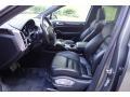 Porsche Cayenne Turbo Meteor Grey Metallic photo #12